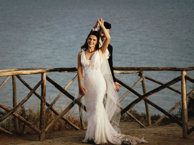 Il matrimonio di Debora e Angelo a Vallelunga Pratameno, Caltanissetta 80