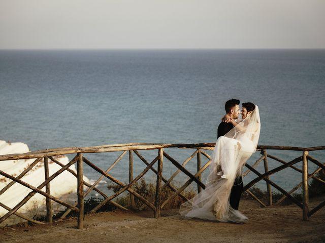 Il matrimonio di Debora e Angelo a Vallelunga Pratameno, Caltanissetta 81