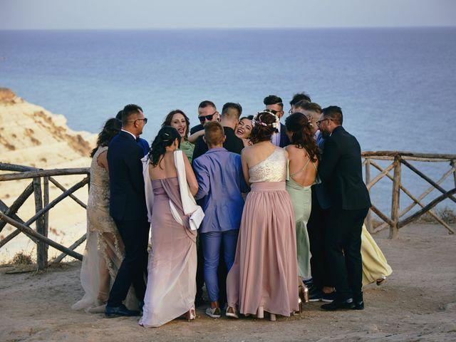 Il matrimonio di Debora e Angelo a Vallelunga Pratameno, Caltanissetta 82