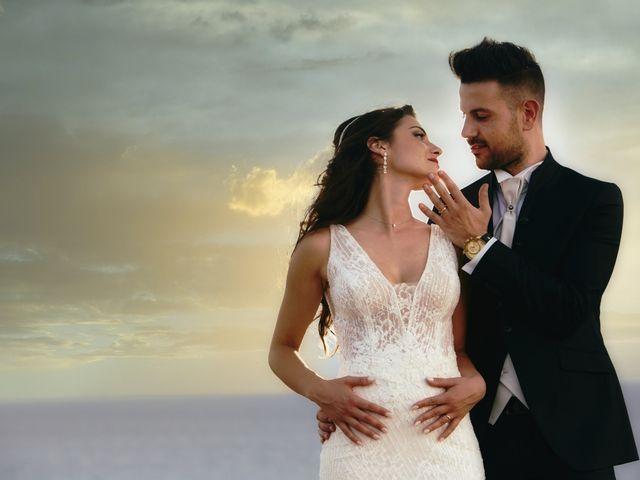 Il matrimonio di Debora e Angelo a Vallelunga Pratameno, Caltanissetta 84