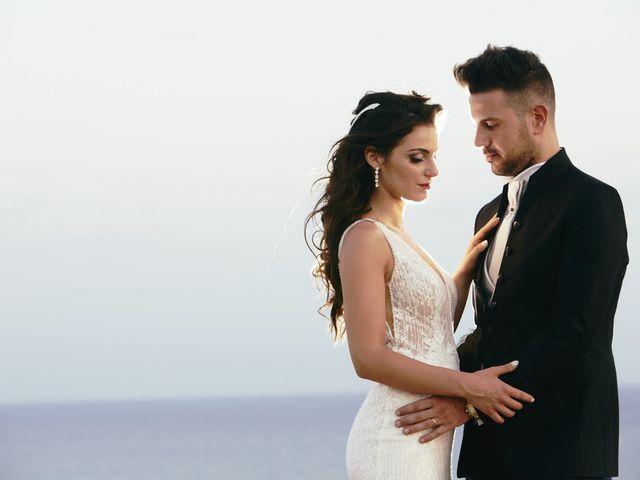Il matrimonio di Debora e Angelo a Vallelunga Pratameno, Caltanissetta 85