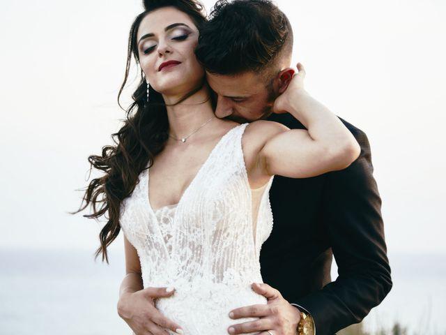 Il matrimonio di Debora e Angelo a Vallelunga Pratameno, Caltanissetta 88