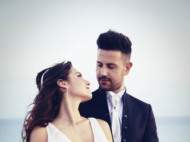 Il matrimonio di Debora e Angelo a Vallelunga Pratameno, Caltanissetta 89