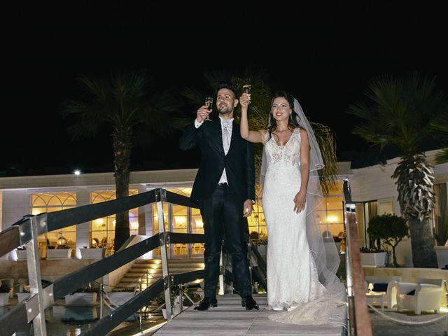 Il matrimonio di Debora e Angelo a Vallelunga Pratameno, Caltanissetta 90