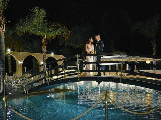 Il matrimonio di Debora e Angelo a Vallelunga Pratameno, Caltanissetta 91