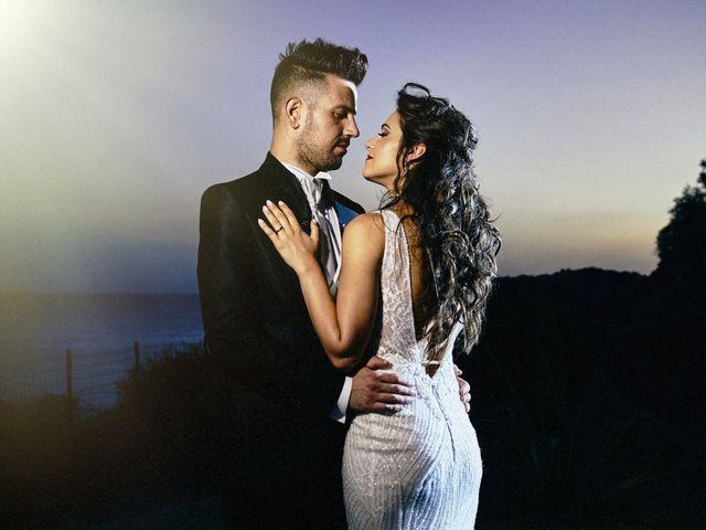 Il matrimonio di Debora e Angelo a Vallelunga Pratameno, Caltanissetta 92
