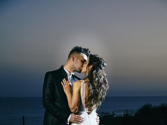 Il matrimonio di Debora e Angelo a Vallelunga Pratameno, Caltanissetta 93