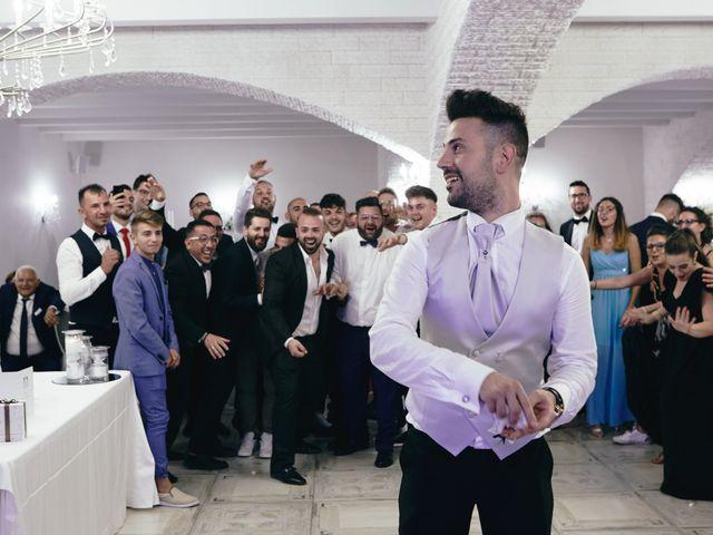 Il matrimonio di Debora e Angelo a Vallelunga Pratameno, Caltanissetta 95