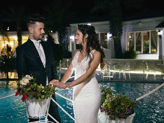 Il matrimonio di Debora e Angelo a Vallelunga Pratameno, Caltanissetta 97
