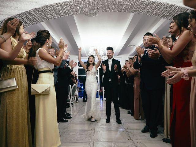 Il matrimonio di Debora e Angelo a Vallelunga Pratameno, Caltanissetta 98