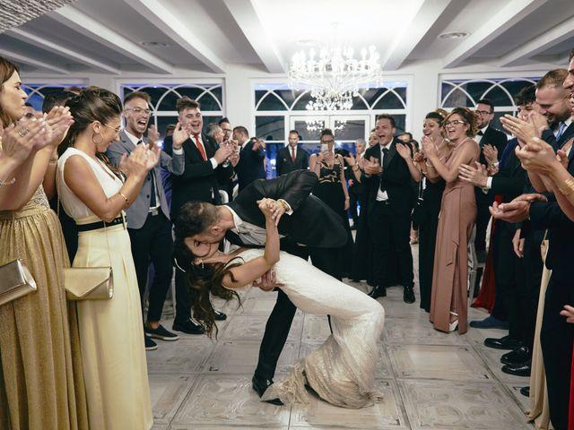 Il matrimonio di Debora e Angelo a Vallelunga Pratameno, Caltanissetta 99