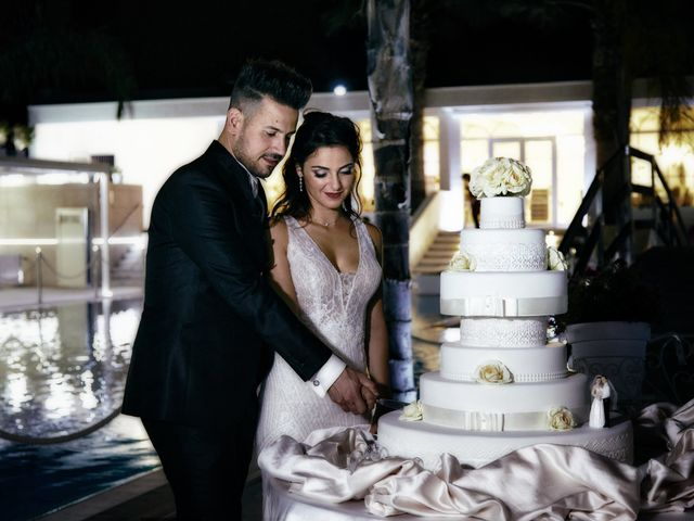 Il matrimonio di Debora e Angelo a Vallelunga Pratameno, Caltanissetta 101