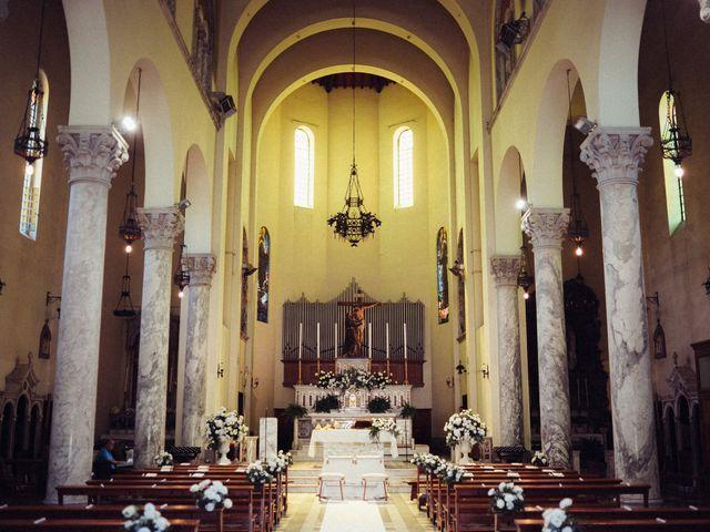 Il matrimonio di Giacomo e Cristina a Forte dei Marmi, Lucca 27