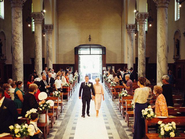 Il matrimonio di Giacomo e Cristina a Forte dei Marmi, Lucca 30