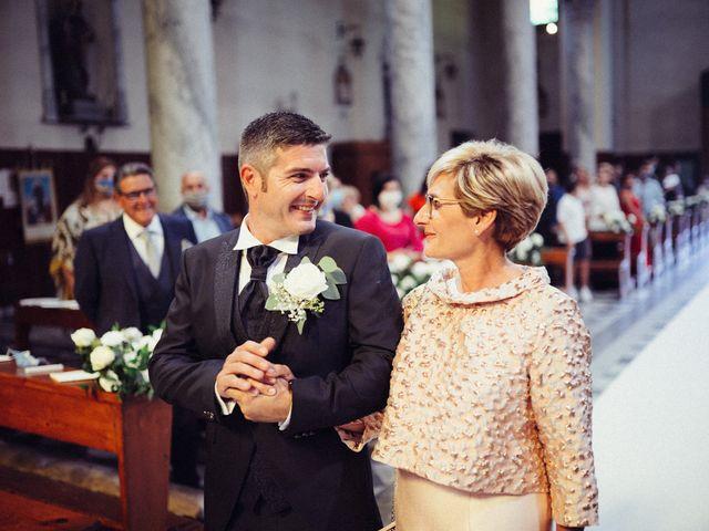 Il matrimonio di Giacomo e Cristina a Forte dei Marmi, Lucca 31