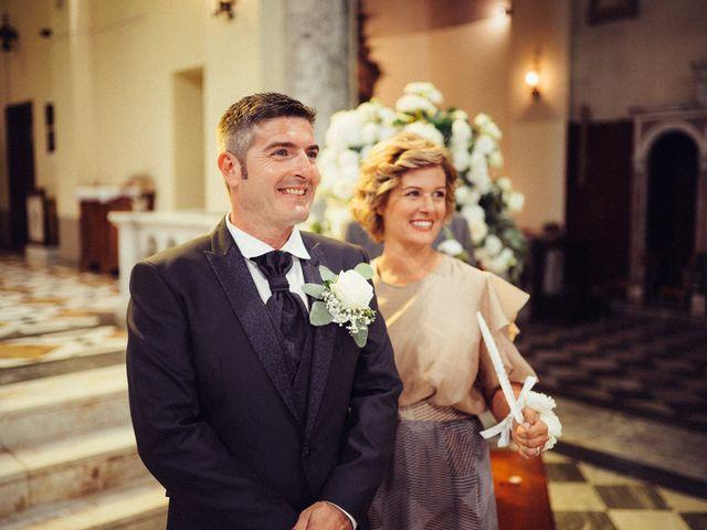 Il matrimonio di Giacomo e Cristina a Forte dei Marmi, Lucca 33