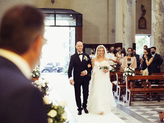 Il matrimonio di Giacomo e Cristina a Forte dei Marmi, Lucca 34