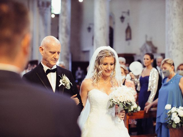 Il matrimonio di Giacomo e Cristina a Forte dei Marmi, Lucca 36