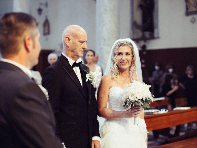 Il matrimonio di Giacomo e Cristina a Forte dei Marmi, Lucca 38