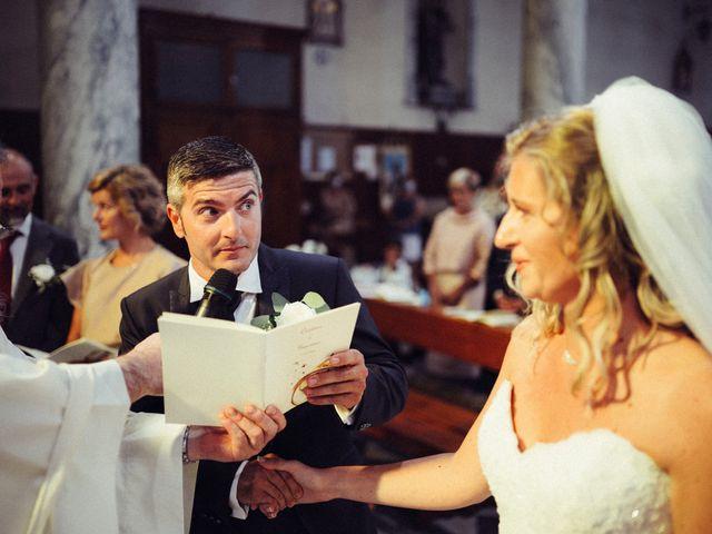 Il matrimonio di Giacomo e Cristina a Forte dei Marmi, Lucca 39