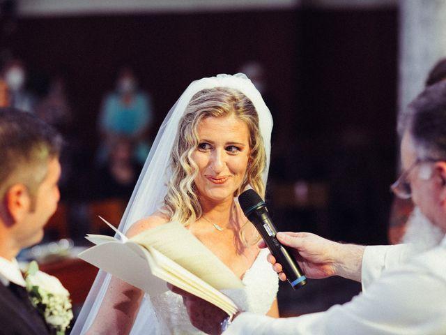 Il matrimonio di Giacomo e Cristina a Forte dei Marmi, Lucca 40