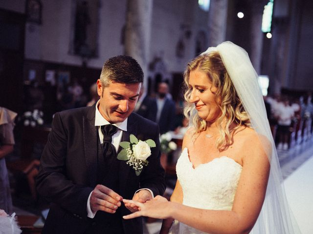 Il matrimonio di Giacomo e Cristina a Forte dei Marmi, Lucca 45
