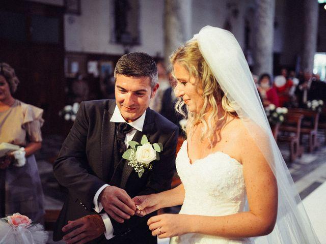 Il matrimonio di Giacomo e Cristina a Forte dei Marmi, Lucca 48