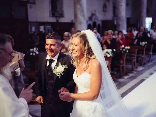 Il matrimonio di Giacomo e Cristina a Forte dei Marmi, Lucca 51