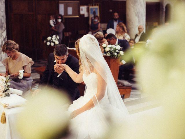 Il matrimonio di Giacomo e Cristina a Forte dei Marmi, Lucca 53