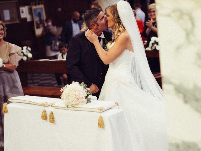 Il matrimonio di Giacomo e Cristina a Forte dei Marmi, Lucca 54