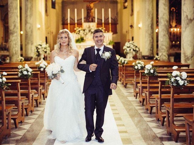 Il matrimonio di Giacomo e Cristina a Forte dei Marmi, Lucca 55
