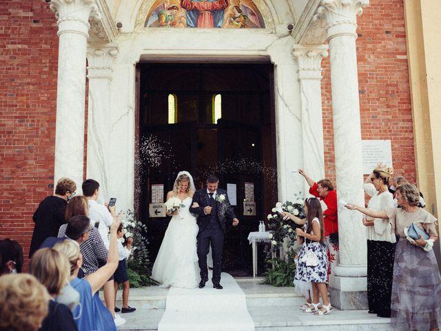 Il matrimonio di Giacomo e Cristina a Forte dei Marmi, Lucca 56