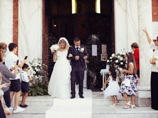 Il matrimonio di Giacomo e Cristina a Forte dei Marmi, Lucca 57
