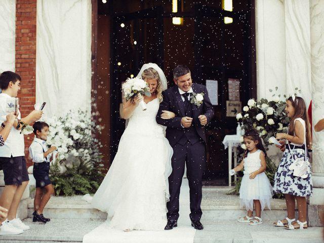 Il matrimonio di Giacomo e Cristina a Forte dei Marmi, Lucca 58