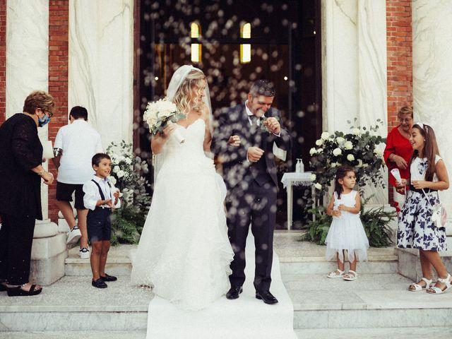 Il matrimonio di Giacomo e Cristina a Forte dei Marmi, Lucca 59