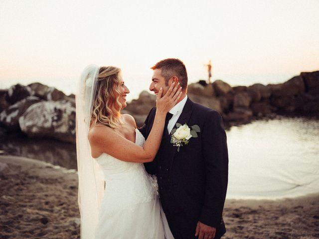 Il matrimonio di Giacomo e Cristina a Forte dei Marmi, Lucca 81