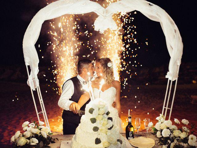 Il matrimonio di Giacomo e Cristina a Forte dei Marmi, Lucca 2