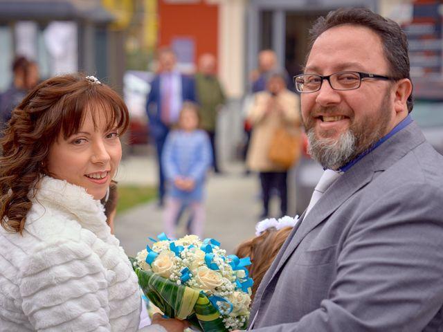Il matrimonio di Massimiliano e Alessia a Bogogno, Novara 14
