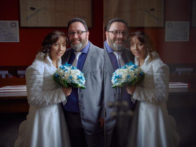 Il matrimonio di Massimiliano e Alessia a Bogogno, Novara 16