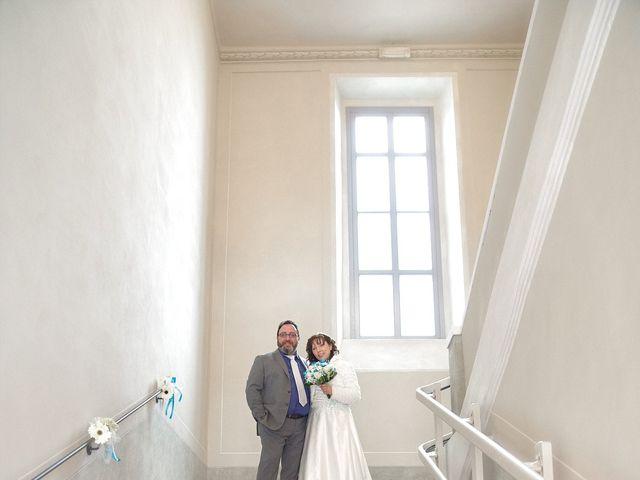 Il matrimonio di Massimiliano e Alessia a Bogogno, Novara 17