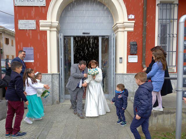 Il matrimonio di Massimiliano e Alessia a Bogogno, Novara 19