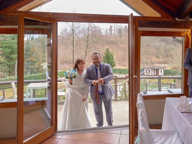 Il matrimonio di Massimiliano e Alessia a Bogogno, Novara 20