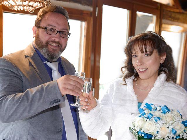 Il matrimonio di Massimiliano e Alessia a Bogogno, Novara 21