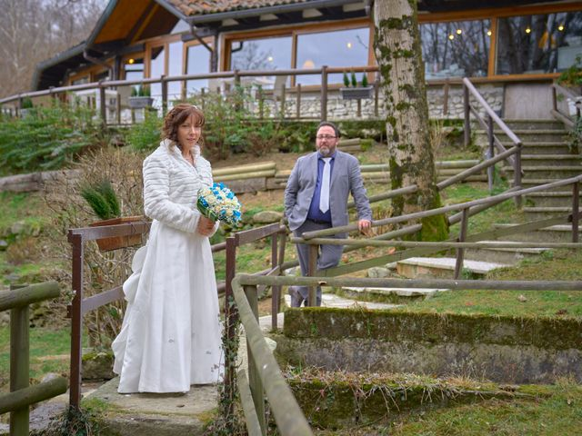 Il matrimonio di Massimiliano e Alessia a Bogogno, Novara 25