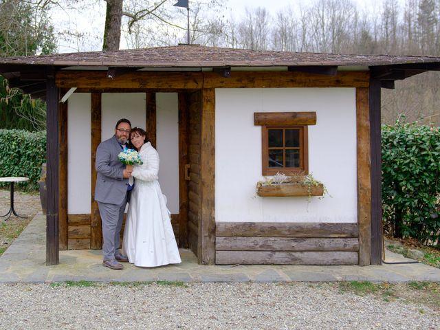 Il matrimonio di Massimiliano e Alessia a Bogogno, Novara 30