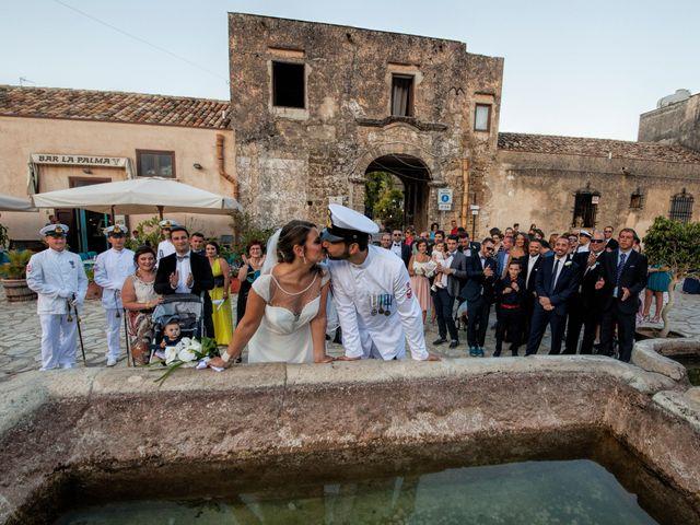 Il matrimonio di Gioacchino e Christel a Castellammare del Golfo, Trapani 13