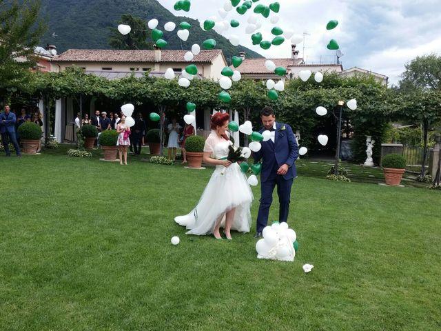 Il matrimonio di Nicola e Silvia a Miane, Treviso 3