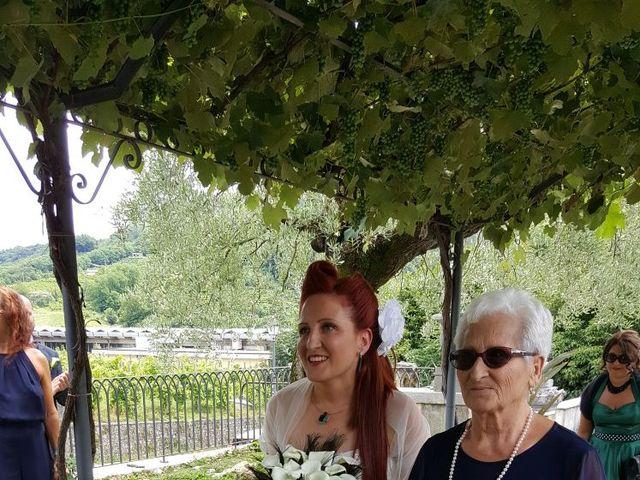 Il matrimonio di Nicola e Silvia a Miane, Treviso 4