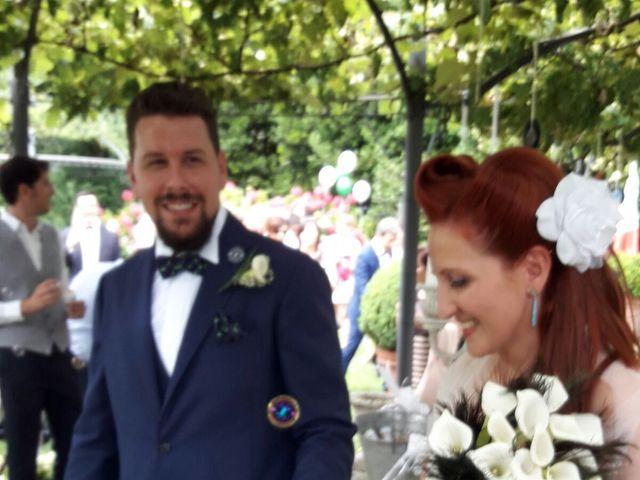 Il matrimonio di Nicola e Silvia a Miane, Treviso 2
