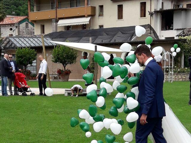 Il matrimonio di Nicola e Silvia a Miane, Treviso 7